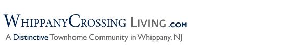 Whippany Crossing in Whippany NJ Morris County Whippany New Jersey MLS Search Real Estate Listings Homes For Sale Townhomes Townhouse Condos   Whippany Crossings   WhippanyCrossing
